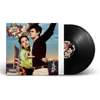 Lana Del Rey: Norman Fucking Rockwell Standard Black Double Vinyl