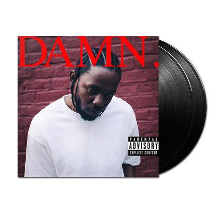 Kendrick Lamar: DAMN (2LP)