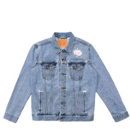 Shawn Mendes: Festival Tour Levi's Denim Jacket