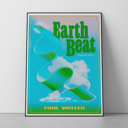 Paul Weller: EARTH BEAT BY ISABEL VON DER AHE