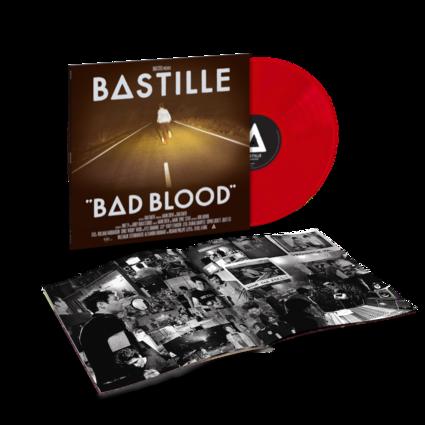 Bastille: Bad Blood (Red LP)