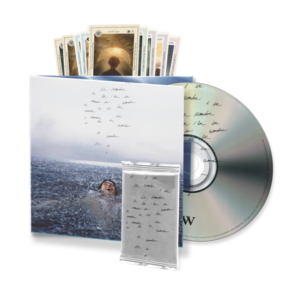 Shawn Mendes: Wonder CD W/ Limited Collectible Cards Pack V