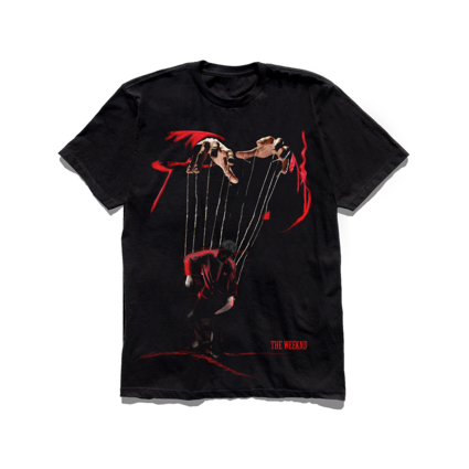The Weeknd: FAITH T-SHIRT