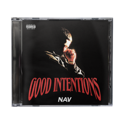 Nav: Good Intentions Standard CD