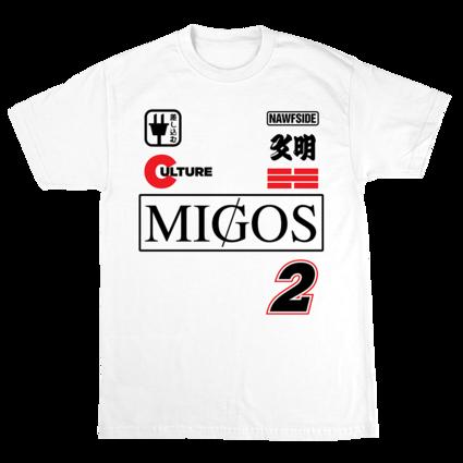 Migos: Decal Tee