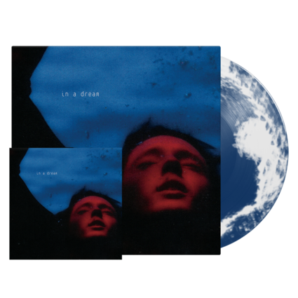 Troye Sivan: In A Dream Blue Mist LP + Signed Art Card