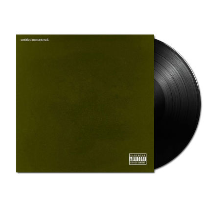 kendrick lamar - damn. collectors edition (2xlp - clear vinyl)
