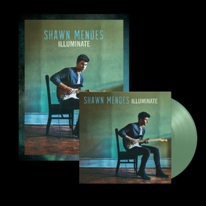 Shawn Mendes: Illuminate Signed Deluxe Vinyl Bundle