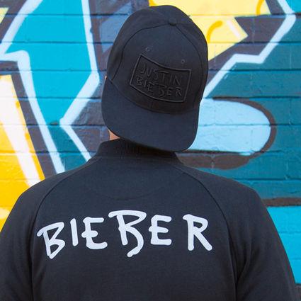 Justin Bieber: JB Logo Snapback Hat