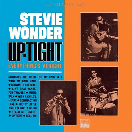 Stevie Wonder: Uptight