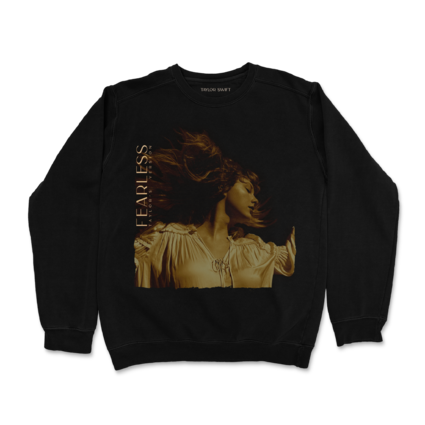 Taylor Swift: album cover pullover