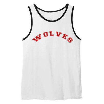 Selena Gomez : Wolves Varsity Tank