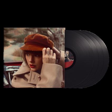 Taylor Swift: Red (Taylor's Version) Vinyl