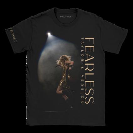 Taylor Swift: jump then fall t-shirt