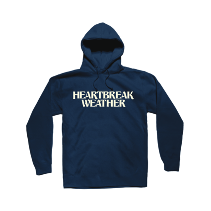 Niall Horan: Heartbreak Weather Navy Pullover Hoodie