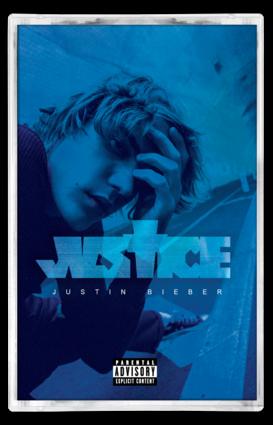 Justin Bieber: JUSTICE ALTERNATE COVER III CASSETTE