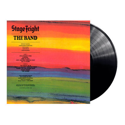 The Band: Stage Fright