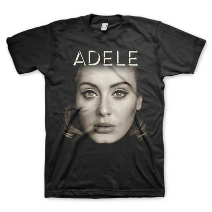Adele: Cover T-Shirt