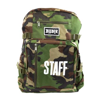 Justin Bieber: Utilitarian Backpack