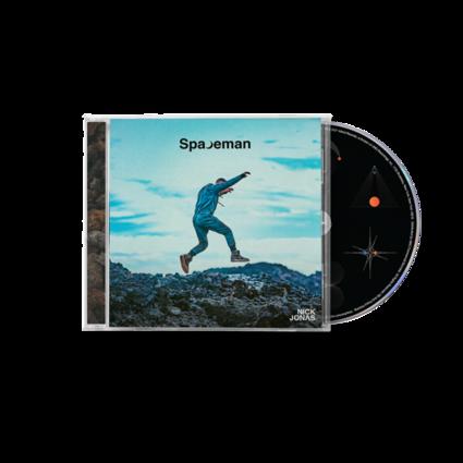 Nick Jonas: SPACEMAN ALBUM STANDARD CD