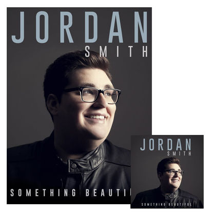 Jordan Smith: Something Beautiful CD + Signed Poster