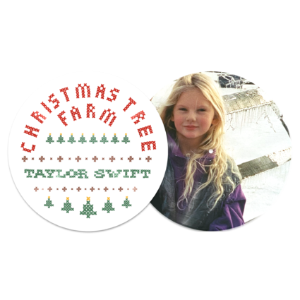 Taylor Swift: Christmas Tree Farm (D2C Exc)