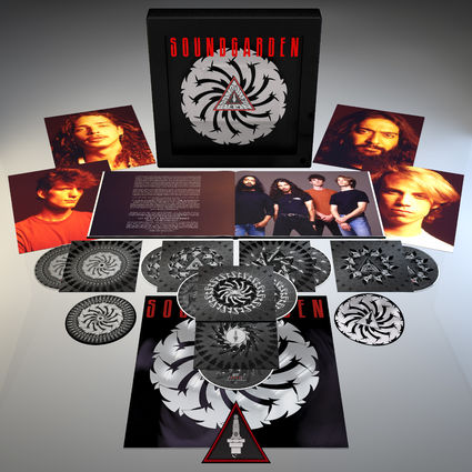 Soundgarden: BADMOTORFINGER - Super Deluxe Edition