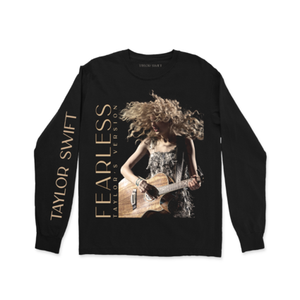 Taylor Swift: you belong with me long sleeve t-shirt