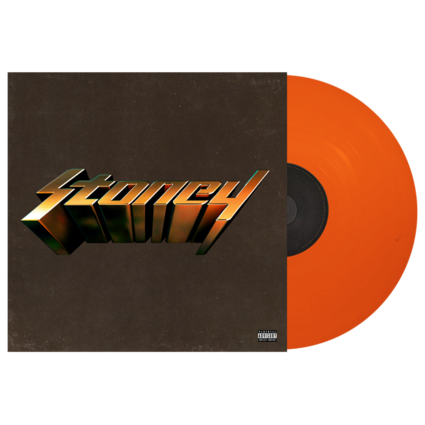 Post Malone: Stoney (2LP Orange Vinyl)