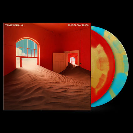 Tame Impala: The Slow Rush - EXCLUSIVE COLOURED 2LP