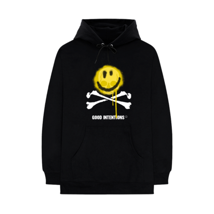 Nav: SMILE AND BONES HOODIE + DIGITAL ALBUM
