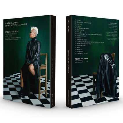 Emeli Sande: Long Live The Angels Special Edition