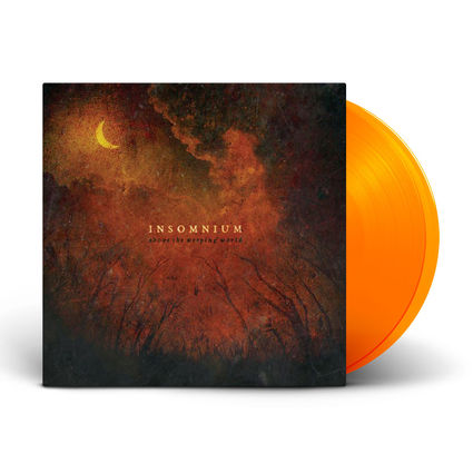 Insomnium: Above The Weeping World (Transparent Orange Vinyl)
