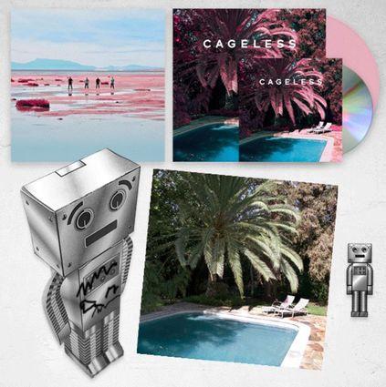Hedley: Signed Cageless Boxset