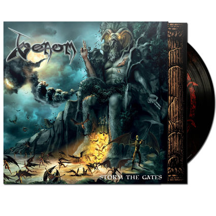 Venom: Storm The Gates Picture Disc