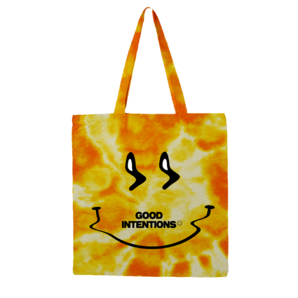 Nav: DISTORTED INTENTIONS TOTE BAG + DIGITAL ALBUM