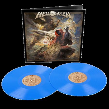 Helloween: Helloween: UK Exclusive Limited Edition Blue Vinyl 2LP