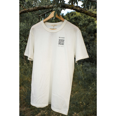 Ben Howard: NOONDAY DREAM LYRIC TEE (WHITE)