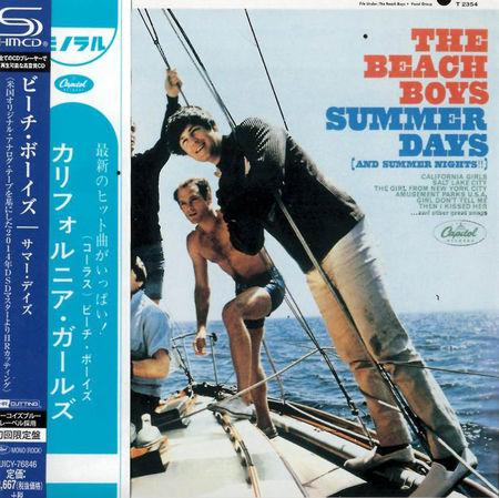 The Beach Boys: Summer Days (and Summer Nights!!): SHM-CD