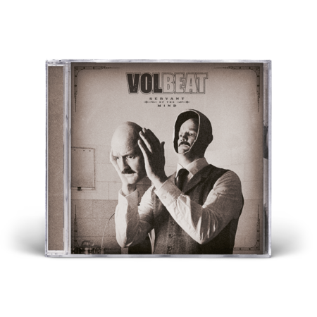 Volbeat: Servants Of The Mind CD