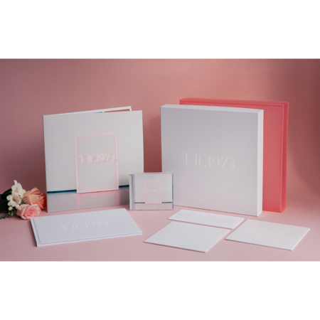 The 1975: I like it when you sleep, for you are so beautiful yet so unaware of it Limited Edition Super Deluxe Boxset