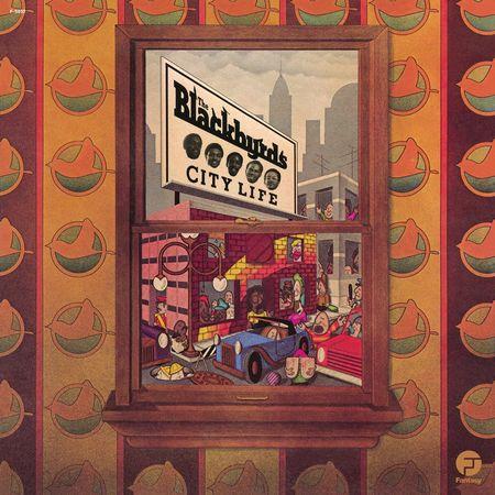 blackbyrds: City Life LP