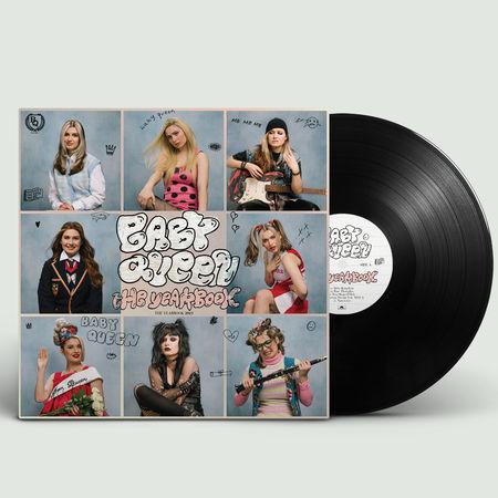 Baby Queen: The Yearbook Black LP