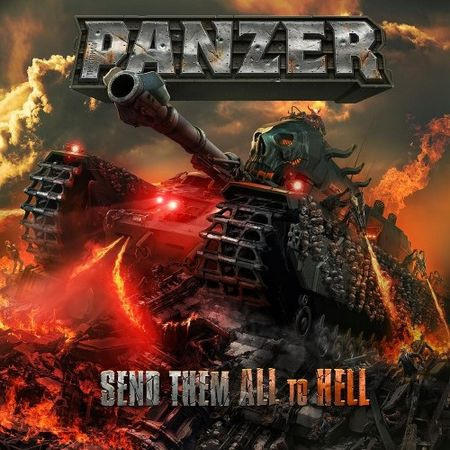 The German Panzer: Send Them All To Hell