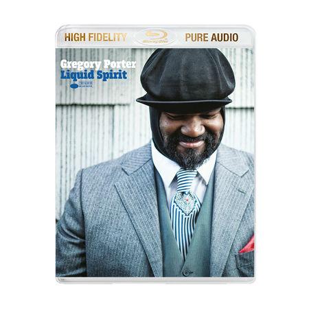 Gregory Porter: Liquid Spirit: Blu-Ray Audio