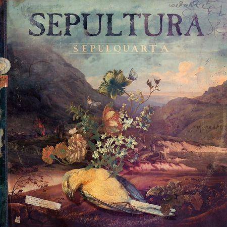Sepultura: Sepulquarta: CD