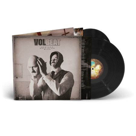 Volbeat: Servants Of The Mind 2LP