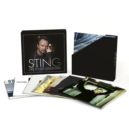 Sting: The Studio Collection (11LP)