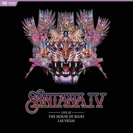 Santana: Live At The House Of Blues, Las Vegas (DVD + 2 CD)