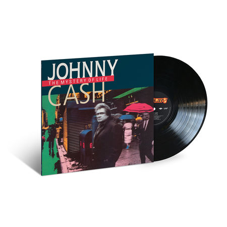 Johnny Cash: The Mystery Of Life